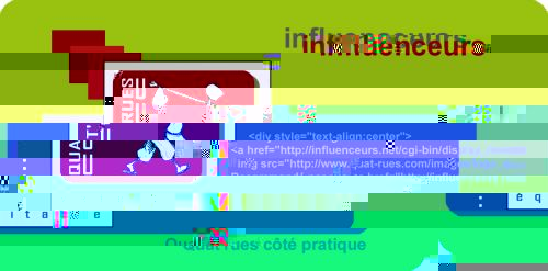 Influenceurs Quat´rues 2009