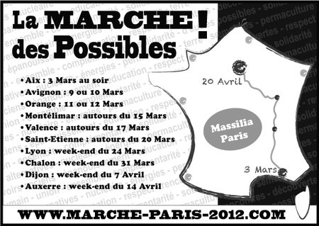 marches des possibles