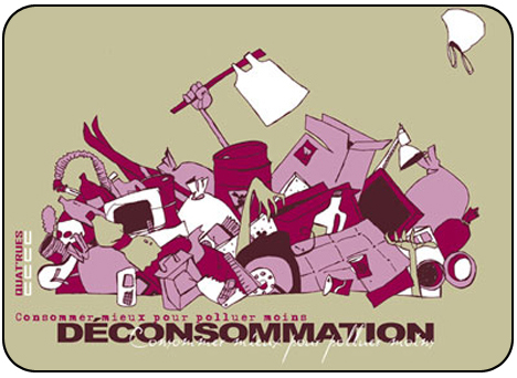 déconsommation