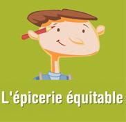 Bannière Epicerie Equitable Quat´rues t shirt bio engagé