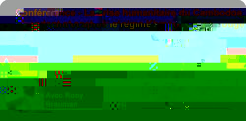 Conférence Grenoble Khmer rouge Cambodge Quat´rues
