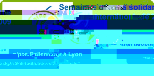 semaine solidarité internationale Quat´rues 2009