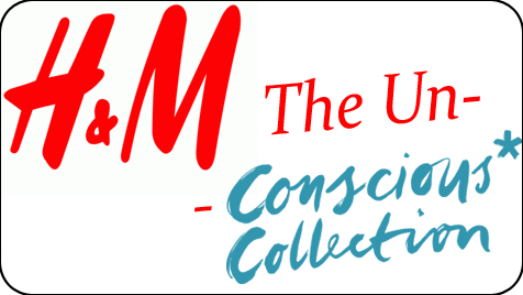 H%M collection inconsciente et menteuse