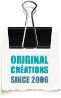 Quat'Rues original creations since 2006