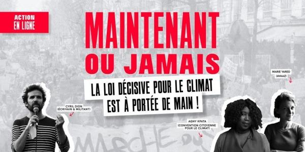 Emmanuel Macron doit tenir son engagement pour le climat
