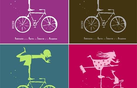 Visuel «Vélo» - Véhicule pour Epris de Liberté et d'Oxygène